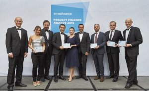 Zorlu Enerji'ye En İyi Yeşil Kredi ödülü