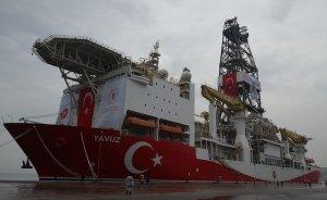 'Yavuz' Kıbrıs sularında hidrokarbon aramaları için yola çıktı
