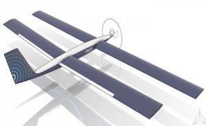 Fransız Dassault'dan güneş enerjili İHA