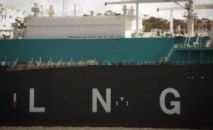 Nijerya'dan Portekiz'e LNG kargosu ulaştı