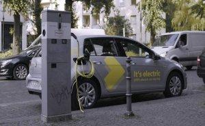 Volkswagen'den elektrikli araç paylaşım için mobil uygulama