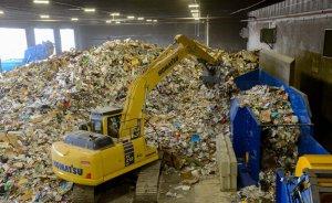 Şanghay'da atıkları enerjiye dönüştüren dev tesis