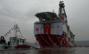 Güney Kıbrıs'tan Yavuz sondaj gemisine kınama