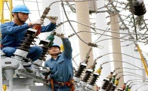 Çin'in elektrik tüketimi yüzde 5,5 arttı