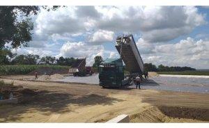 Romanya-Moldova doğalgaz boru hattının inşası başladı