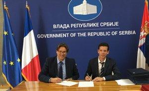 Fransız şirketler Sırbistan'da 85 MW'lık RES kuracak