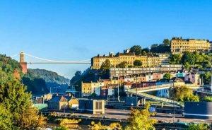 İngiltere'nin Bristol şehrinde 3 bin evin elektriği rüzgardan