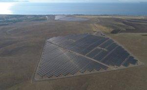 Akfel'in Van'daki güneş santrali devrede