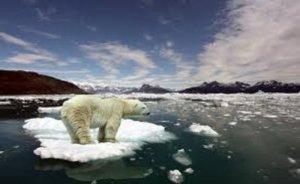 Buzul erimesi rekor seviyede hızlandı