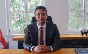UEDAŞ'ta Gümüşlü ayrıldı yeni genel müdür Fatih Danacı