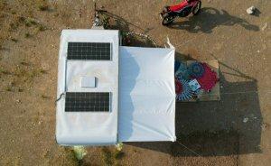 Güneş enerjisiyle gelen özgürlük