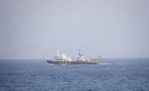 Yunanistan Meis Adası'nda gaz aramaları için harekete geçti