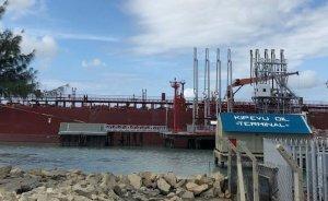 Kenya ilk ham petrol ihracatını gerçekleştirdi