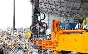 Sahalar Metal Eskişehir'de atık geri kazanım kapasitesini arttıracak