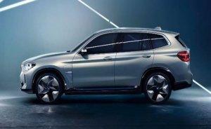 BMW Çin'de elektrikli iX3 üretecek