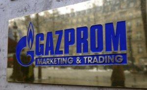 Gazprom'un üretimi yüzde 1 arttı