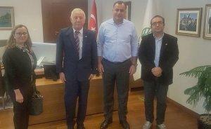 EMO'dan Çankaya Belediyesi'ne yenilenebilir desteği