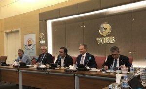 TOBB Doğal Gaz Meclisi yönetimi belirlendi