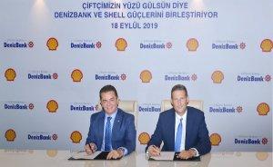 DenizBank ve Shell'den üreticilere akaryakıtta sıfır faiz için işbirliği