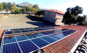 Kayseri Teknik ve Endüstri Meslek Lisesi elektriğini güneşten üretecek
