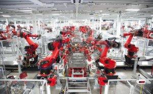 Tesla'nın Çin'deki fabrikası üretime hazır