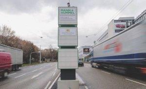 Alman şirketten hava kirliliğini azaltacak yeni ürün