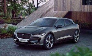 Elektrikli Jaguar için test sürüşü fırsatı