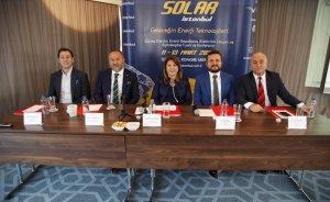 Solar İstanbul Fuarı 11-13 Mart'ta İstanbul'da