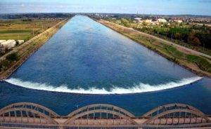 19 Mayıs Barajı isale hattı işi tasfiye edildi