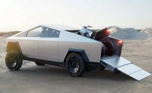 Tesla ilk elektrikli kamyonet modelini tanıttı