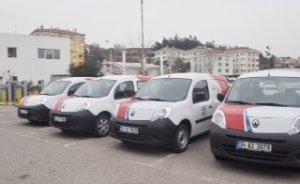 Aras Kargo elektrikli araçlarla filosunu güçlendirmeye devam ediyor