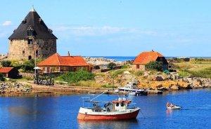 Danimarka rüzgar elektriği iletiminde Bornholm Adası merkez olacak