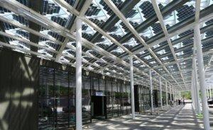 Menteşe Otogarı güneşle tükettiğinden fazla elektrik üretti