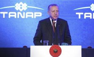 Erdoğan: Enerji çatışma değil işbirliği vesilesi olsun