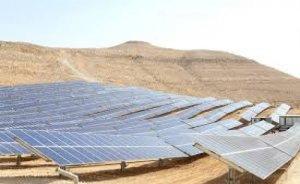 Ürdün Akabe'de yılda 13GWh'lik güneş yatırımı