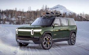 ABDli Rivian elektrikli araç için 1,3 milyar dolar yatırım topladı