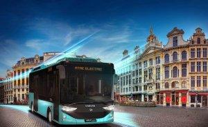 Karsan'dan Romanya'ya 20 elektrikli toplu taşıma aracı