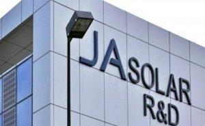 Çinli JA Solar üretim kapasitesini arttırıyor