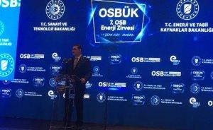 Dönmez: Enerji verimliliğine on yılda 25 milyon TL destek sağlandı