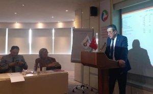 JESDER'in yeni başkanı Ufuk Şentürk