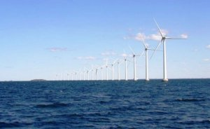 Tayvan sularında 589 MW'lık rüzgar santrali kurulacak