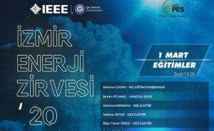 İzmir Enerji Zirvesi 29 Şubat'ta toplanacak