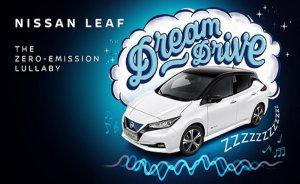 Nissan'dan elektrikli araçlara ninni