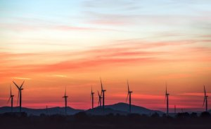Avrupa 2019'da elektriğinin yüzde 15'ini rüzgardan karşıladı