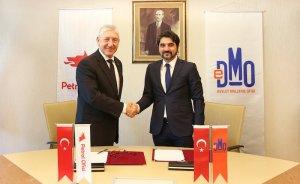 Akaryakıt Tedarikinde Petrol Ofisi İle Sözleşme İmzalandı