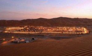 Suudi Arabistan kayaç gazı geliştirme projesi başlattı