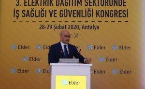 Çeçen: Elektrik dağıtımda iş güvenliği için kamu-özel sektör işbirliği vazgeçilmez