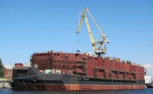 Rosatom'un yüzer nükleer santrali 21 milyon kWh elektrik üretti