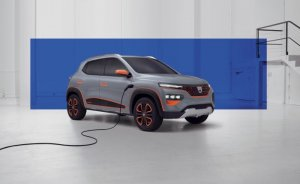 Dacia'nın %100 elektrikli modeli 2021'de piyasada