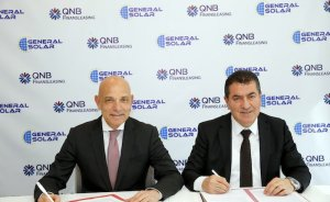 Çatı GES'ler için QNB Finansleasing ve General Solar Enerji iş birliği